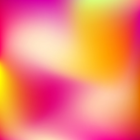 deign: Abstract pink, violet, red and orange blur color gradient background for deign concepts, wallpapers, web, presentations and prints. illustration. Illustration