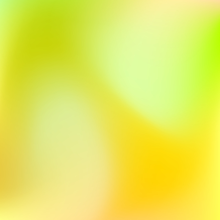 deign: Abstract green and yellow blur color gradient background for deign concepts, wallpapers, web, presentations and prints. Vector illustration. Illustration