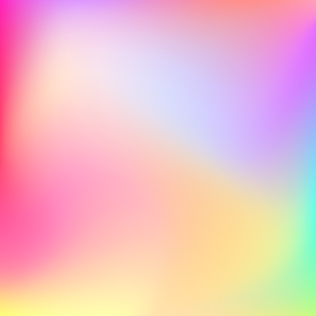deign: Abstract pink, green, yellow and blue blur color gradient background for deign concepts, wallpapers, web, presentations and prints. Vector illustration.