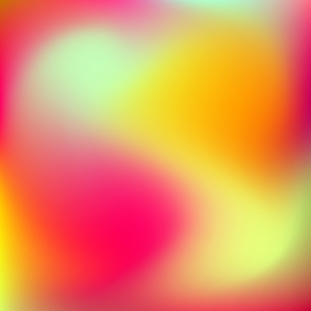 Abstract orange blur color gradient background for web, presentations and prints. Vector illustration. Illustration