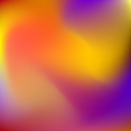 deign: Abstract gradient blured background with pink, violet, purple, red, orange and yellow colors for deign concepts, wallpapers, web, presentations and prints. Vector illustration.