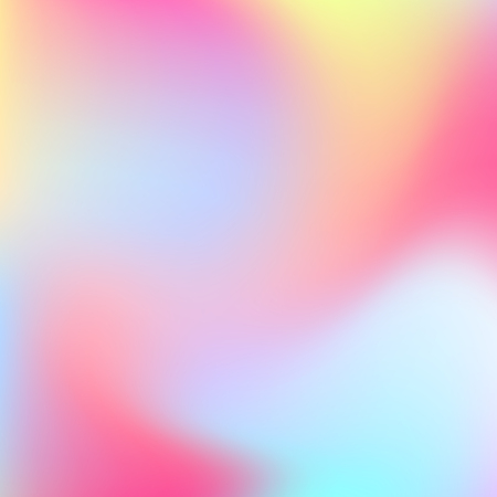 deign: Abstract blur gradient background with trend pastel pink, yellow and blue colors for deign concepts, wallpapers, web, presentations and prints. illustration. Illustration