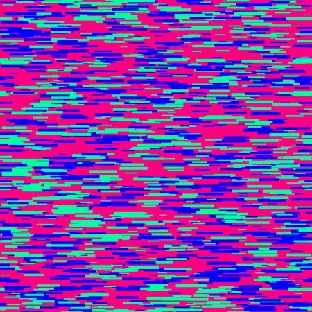 lineas horizontales: Resumen de fondo con efecto de interferencia, distorsión, textura fluida, líneas blancas y negras horizontales aleatorios para los conceptos de diseño, carteles, pancartas, web, presentaciones y grabados. Ilustración del vector. Vectores
