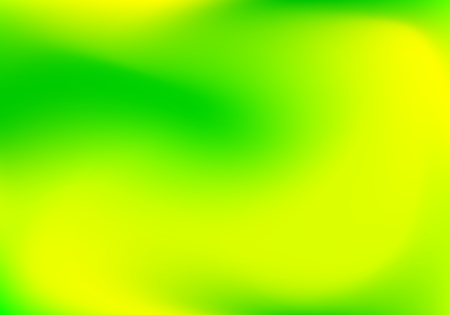 deign: Abstract blur gradient background with trend green, yellow and lime colors for deign concepts, wallpapers, web, presentations and prints. Vector illustration. Illustration