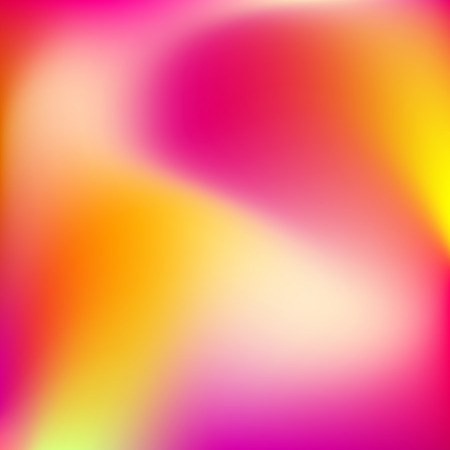 deign: Abstract blur gradient background with trend pastel pink, purple, violet and yellow colors for deign concepts, wallpapers, web, presentations and prints. Vector illustration. Illustration