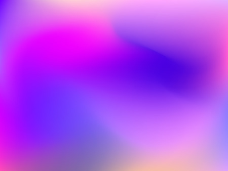 Abstract blur gradient background with trend pastel pink, purple, violet, magenta and orange colors for deign concepts, wallpapers, web, presentations and prints. Vector illustration.
