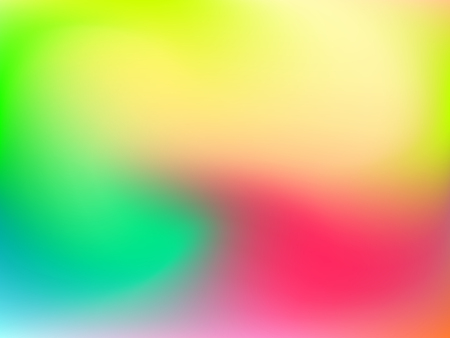 deign: Abstract blur colorful gradient background with red, yellow, blue, lime and green colors for deign concepts, wallpapers, web, presentations and prints. Vector illustration.
