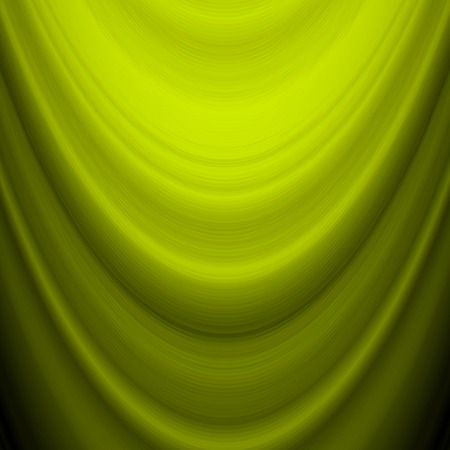 Abstract green mesh background with futuristic fabric, silk texture and ambient occlusion effect for design concepts, wallpapers, presentations, web and prints. Vector illustration.