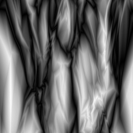 ambient: Abstract black and white marble gradient background with futuristic fabric, silk texture and ambient occlusion effect for design concepts, wallpapers, presentations, web, prints. Vector illustration.