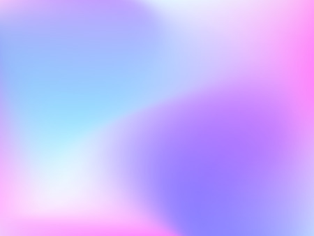 carmine: Abstract horizontal blur gradient background with trend pastel pink, purple, violet, yellow and blue colors for deign concepts, wallpapers, web, presentations and prints. Vector illustration.