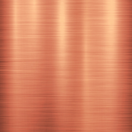 brushed aluminum: Bronze metal technology background with polished, brushed metal texture, chrome, silver, steel, aluminum, copper for design concepts, web, prints, posters, wallpapers, interfaces. illustration.