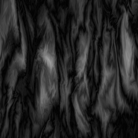 ambient: Black abstract marble background, futuristic fabric, silk texture with ambient occlusion effect for design concepts, wallpapers, presentations, web and prints.  illustration. Illustration