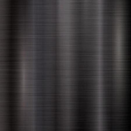 ポリッシュ仕上げ、つや消しの質感、銀、鋼、アルミのデザイン コンセプト、web、プリント、ポスター、壁紙、黒い金属の抽象的な技術の背景はインターフェイスです。ベクトルの図。 写真素材 - 68637494