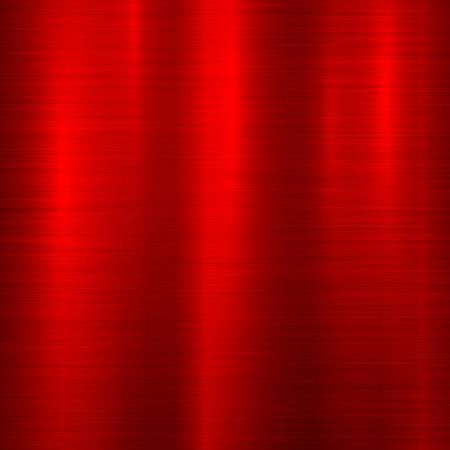 ポリッシュ仕上げ、つや消しの質感、銀、鋼、アルミのデザイン コンセプト、web、プリント、ポスター、壁紙、赤い金属抽象的な技術背景のインターフェイスします。ベクトルの図。 写真素材 - 68637502