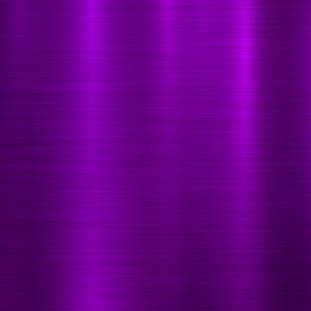 Violet metal abstract technology background with polished, brushed texture, chrome, silver, steel, aluminum for design concepts, wallpapers, web, prints, posters, interfaces. Vector illustration. Ilustrace
