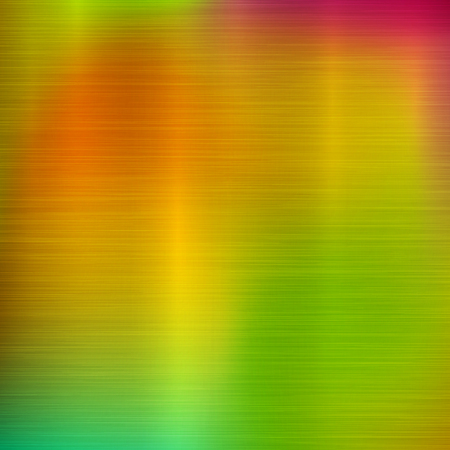 metal mesh: Metal abstract green and orange colorful gradient technology background with polished, brushed texture, chrome, silver, steel, aluminum for design concepts, prints, wallpapers. Vector illustration.