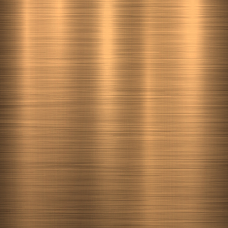 stainless steel: Bronze metal technology background with polished, brushed texture, chrome, silver, steel, aluminum, copper for design concepts, web, prints, posters, wallpapers, interfaces. Vector illustration.