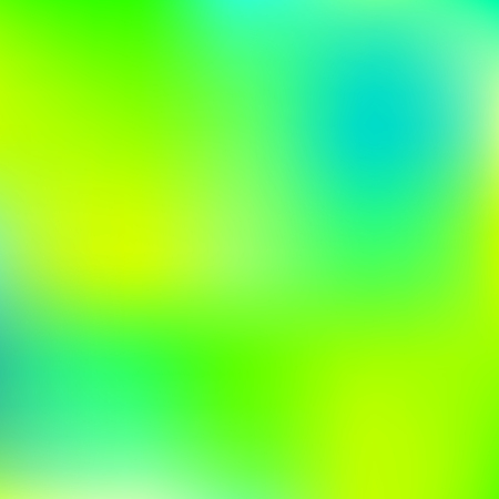 Abstract green blur color gradient background for web, presentations and prints. Vector illustration.