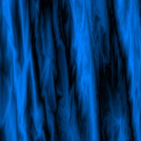 Modrá abstraktní mramorové pozadí, futuristická tkanina, hedvábná textura s účinkem okolního okluzu pro designové koncepty, tapety, prezentace, web a tisk. Vektorové ilustrace.