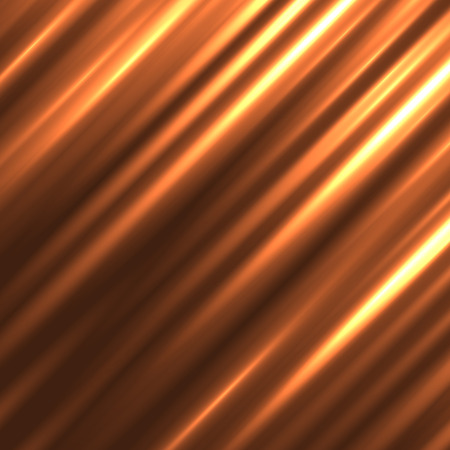 Orange abstract background with diagonal lights for design concepts, wallpapers, presentations, web, prints. Vector illustration. Illustration