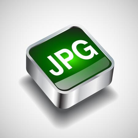 compression: jpg file icon, yellow logo,