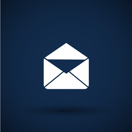 paper delivery person: Envelope Mail Icon letter post email envelope