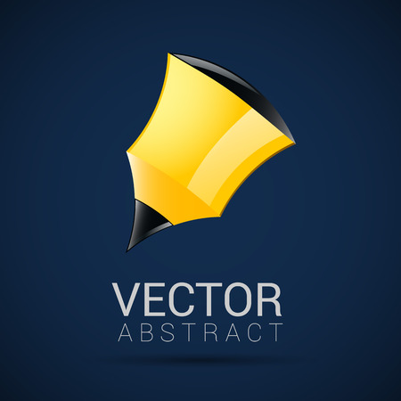 photorealism: pencil icon geometric design in vector Illustration