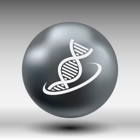 compound: Molecular compound vector icon icon chemistry chemistry