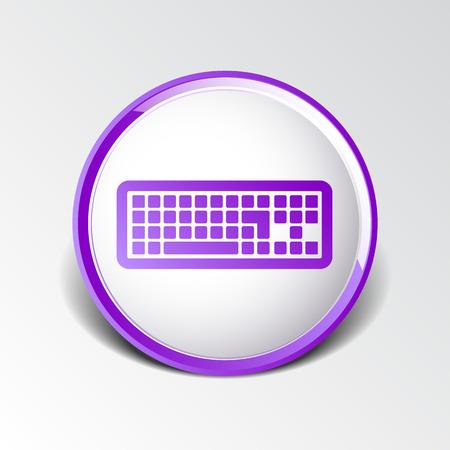 input device: icon keyboard laptop input put key alphabet tool.