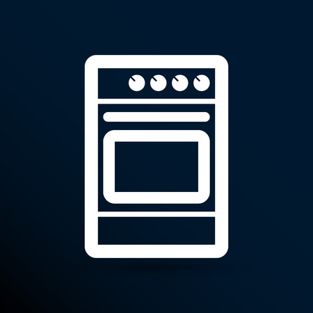 hob: stove icon fuel hob meal electric blaze plate kitchen .