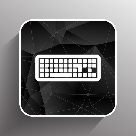 input: icon keyboard laptop input put key alphabet tool.