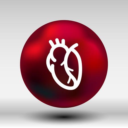 stress test: heart icon