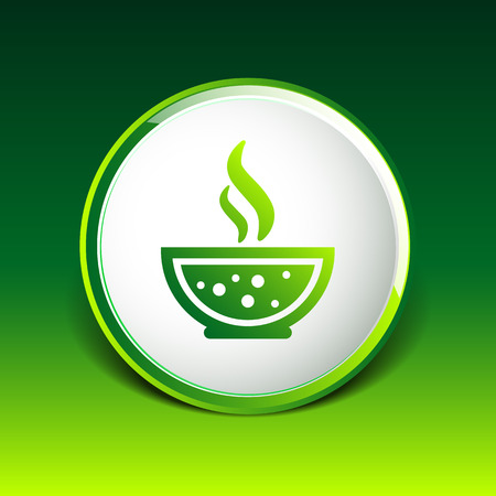 Bowl of Hot Soup icon