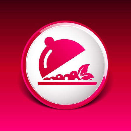 food plate: food cooking dishes icon