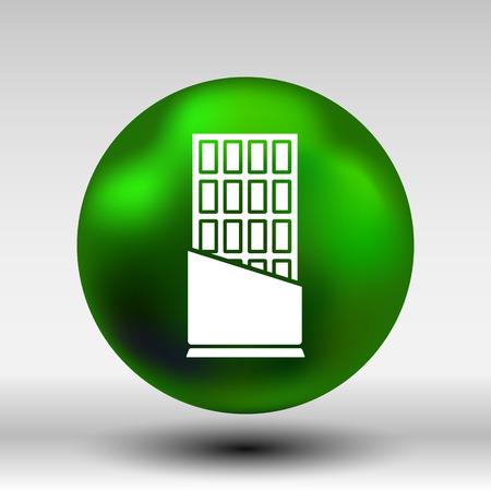 choc: Opened chocolate bar vector icon logo design.