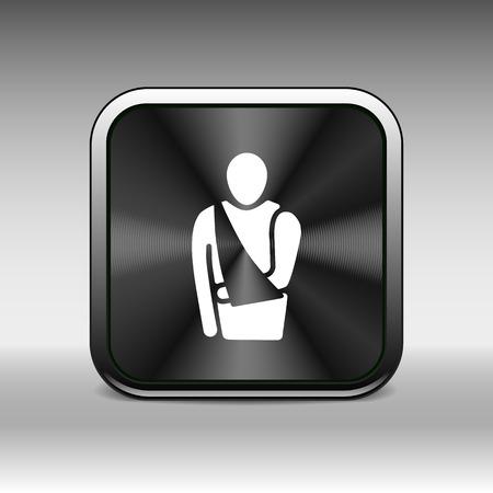 Medical Flat Icon Vector Pictogram Illustration
