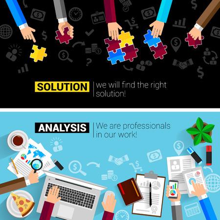 Conceptos de análisis de negocio planificación del equipo de consultoría de proyecto de trabajo de desarrollo de la investigación de intercambio de ideas de gestión. Foto de archivo - 42255938
