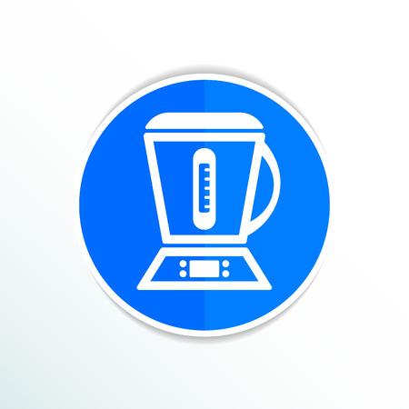 liquidizer: kitchenware electric juicer electric squeezer kitchen maker liquid tool  icon.