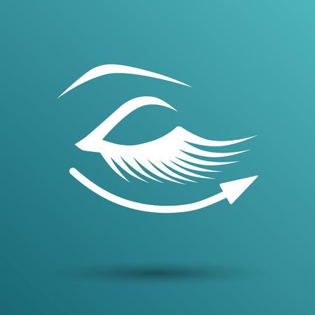 human eye: eyelashes eye icon clip isolated human soft mysterious .