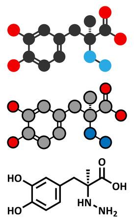 parkinson's: Carbidopa Parkinsons Disease drug.