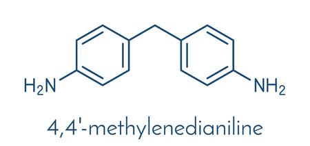Molecular structure of different elements. Çizim