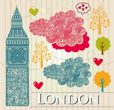 conjunto de Londres símbolo