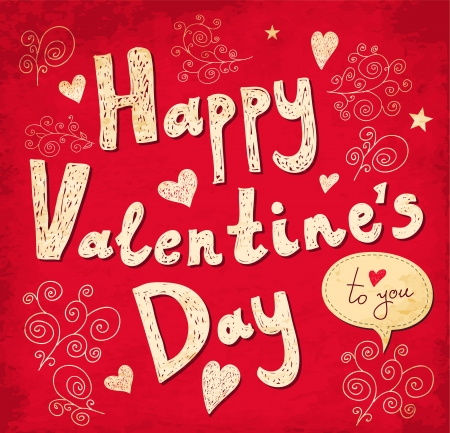 Valentine Greeting card Stock Vector - 17692400