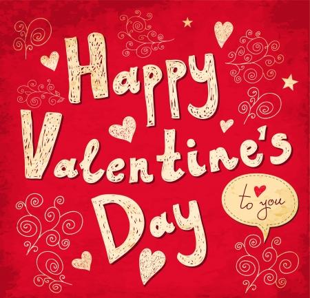 Valentine Greeting card Stock Vector - 17692400
