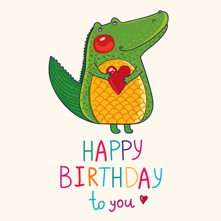 생일 축하 카드 스톡 콘텐츠 - 38617757