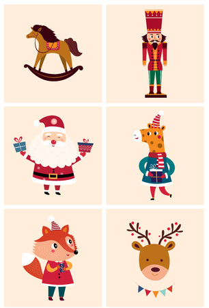 Collection of Christmas greeting cards