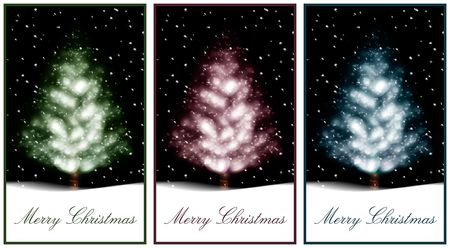 christmastree: Christmas tree illustration