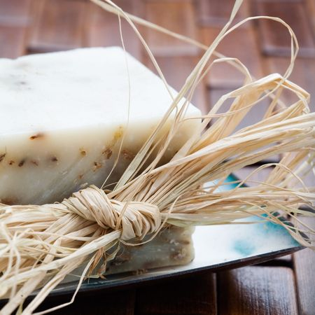 cleaness: Natural lavender soap