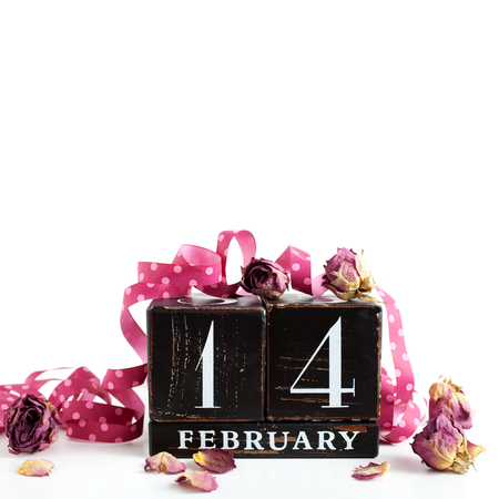 14th: February 14th, the Valentine´s Day