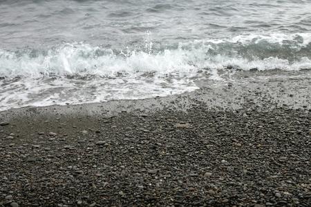 shoreline: Stony Beach Shoreline